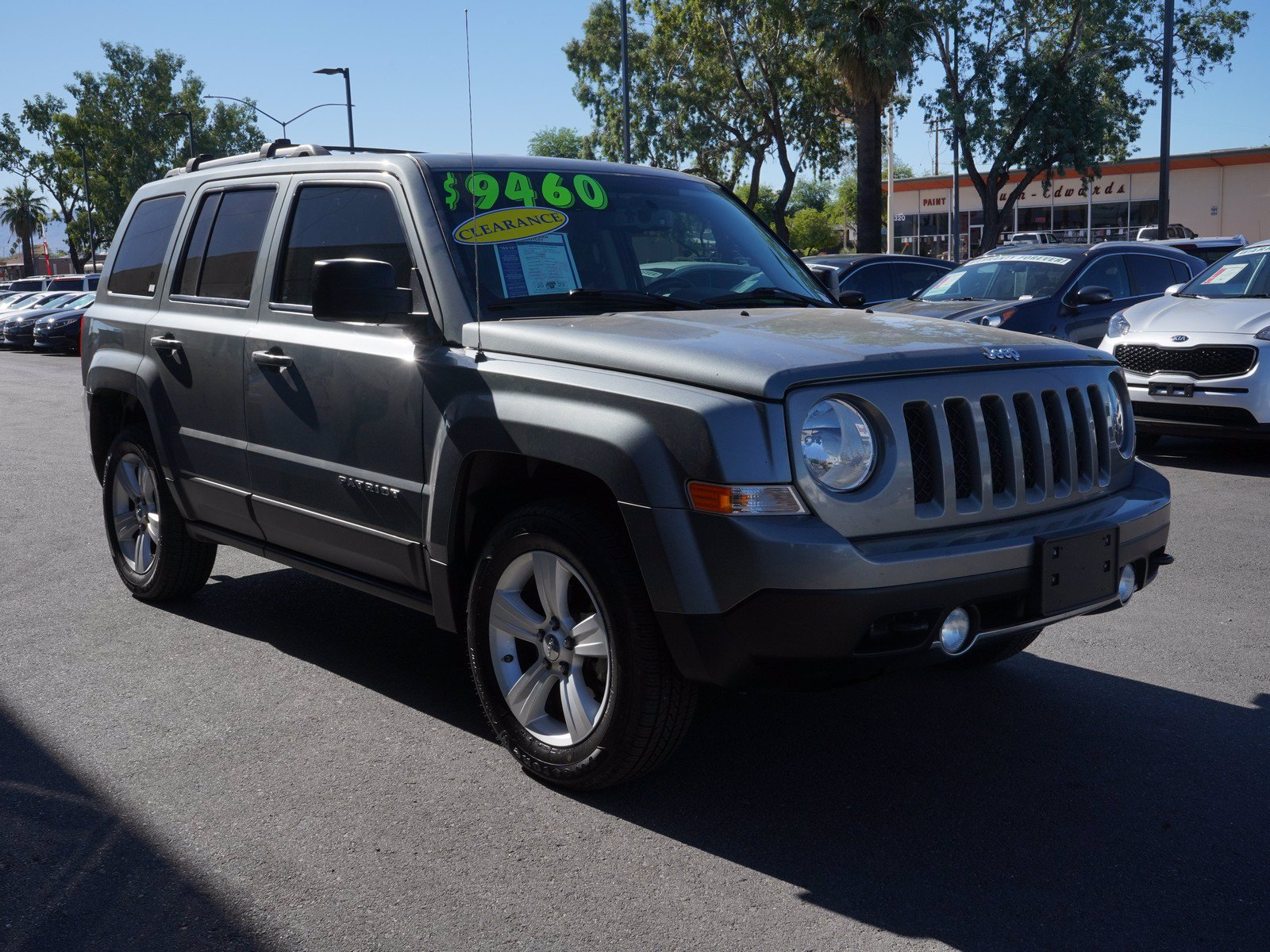 Pre-Owned 2013 Jeep Patriot Limited