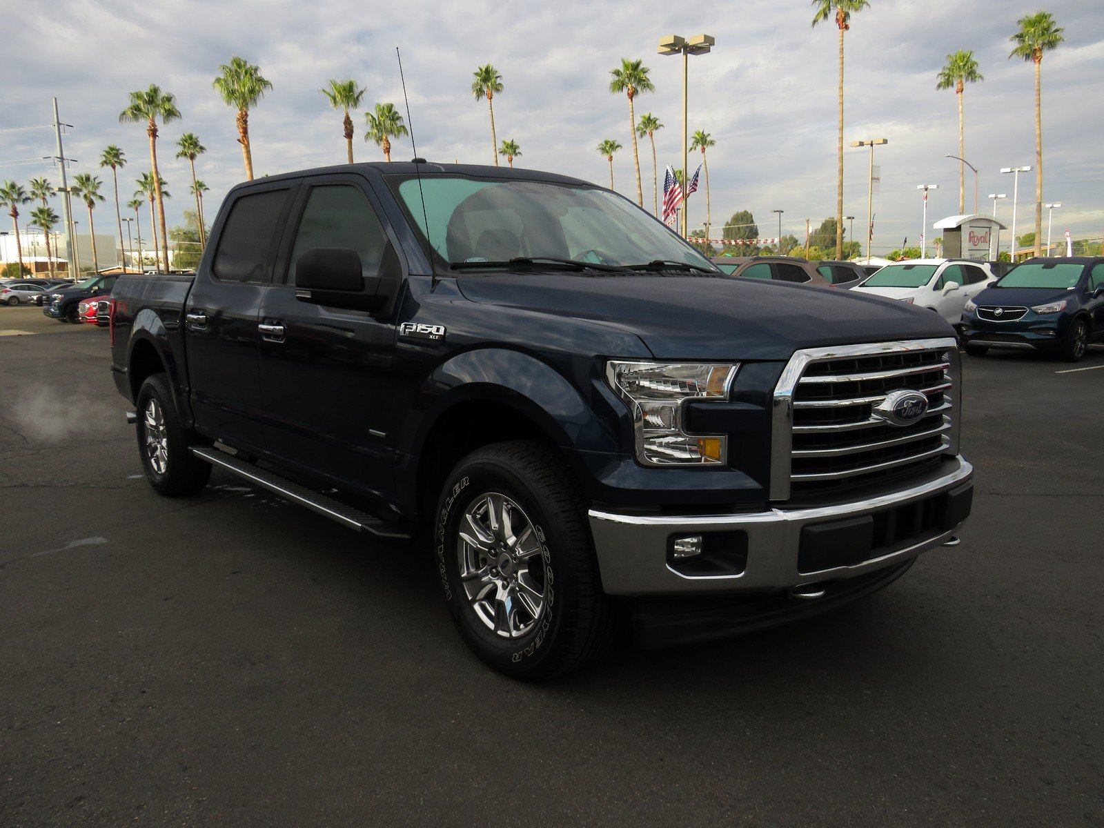 Pre-Owned 2017 Ford F-150