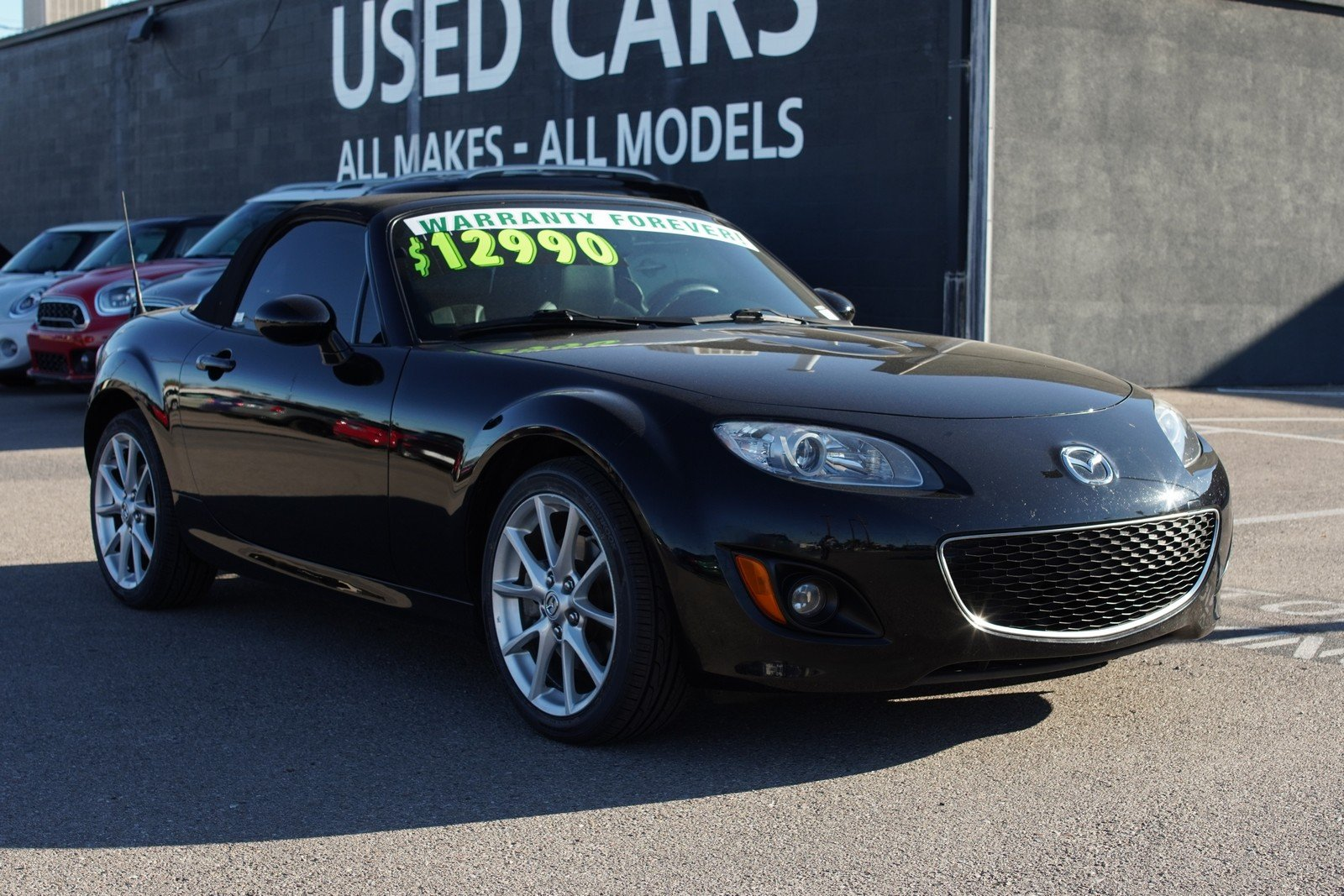 Pre-Owned 2009 Mazda MX-5 Miata Grand Touring