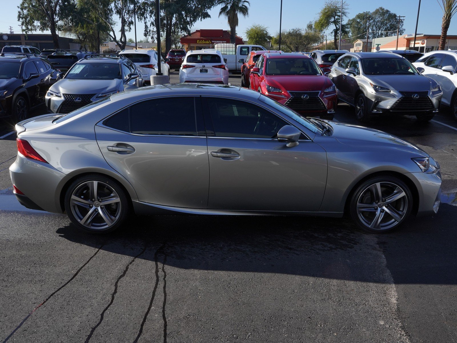 Pre-Owned 2017 Lexus IS NAV