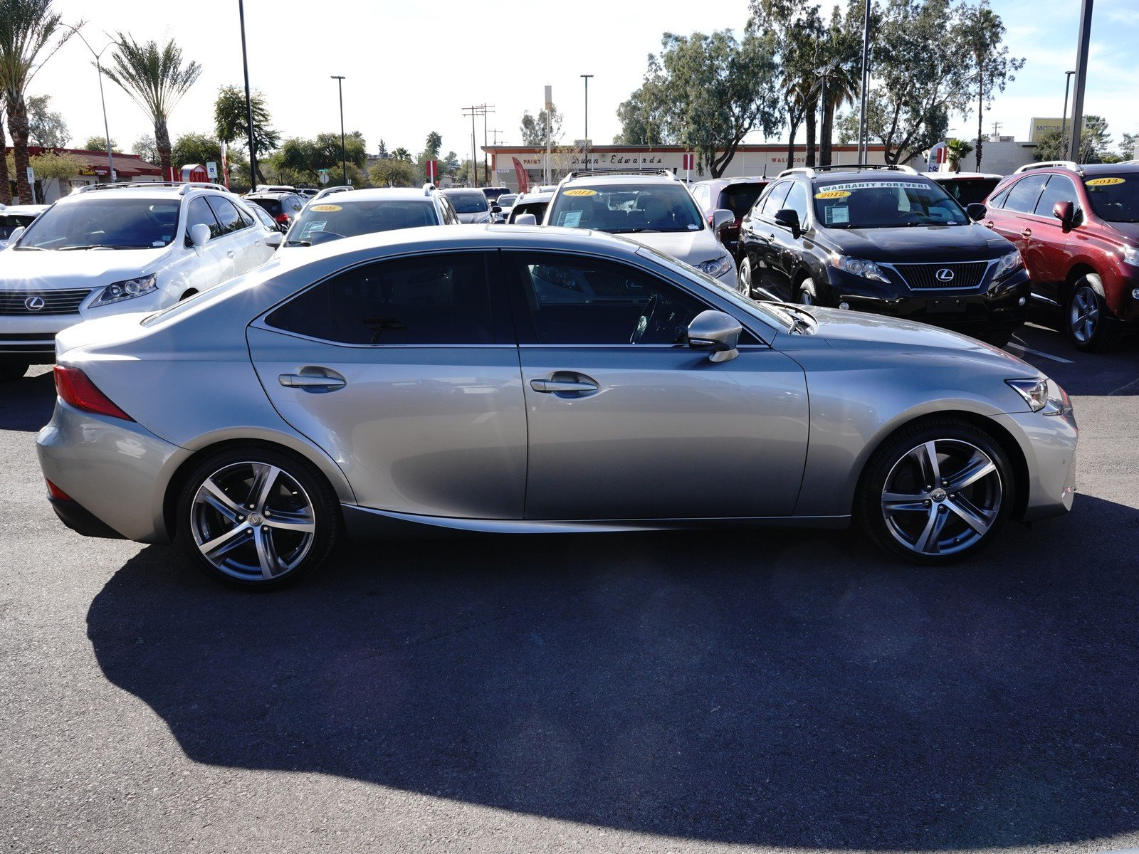Pre-Owned 2017 Lexus IS IS 350