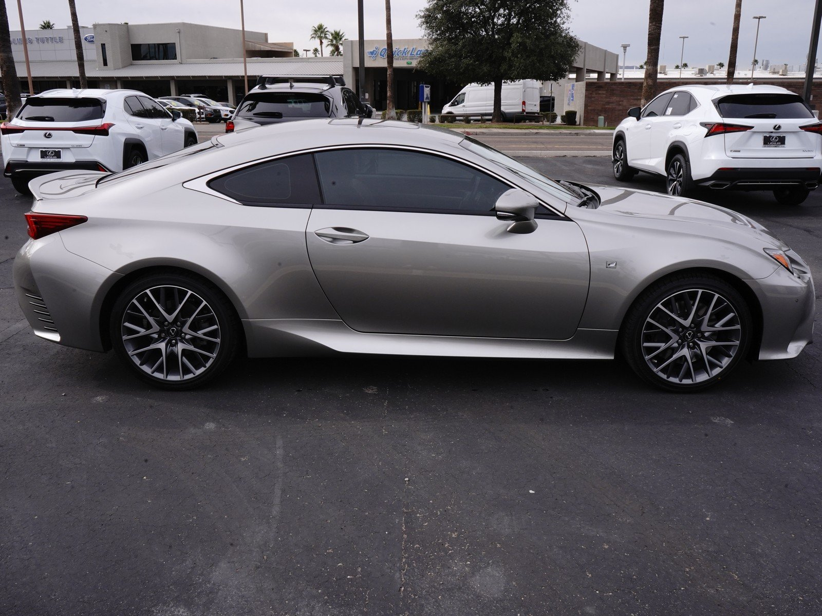 Pre-Owned 2017 Lexus RC 350 F Sport