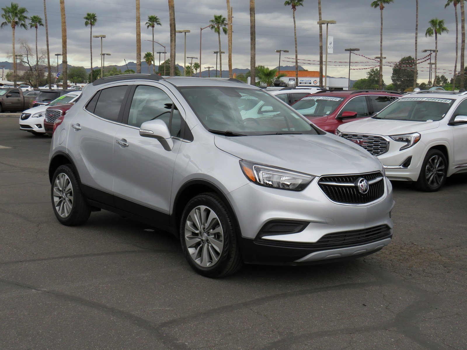 Pre-Owned 2017 Buick Encore Preferred