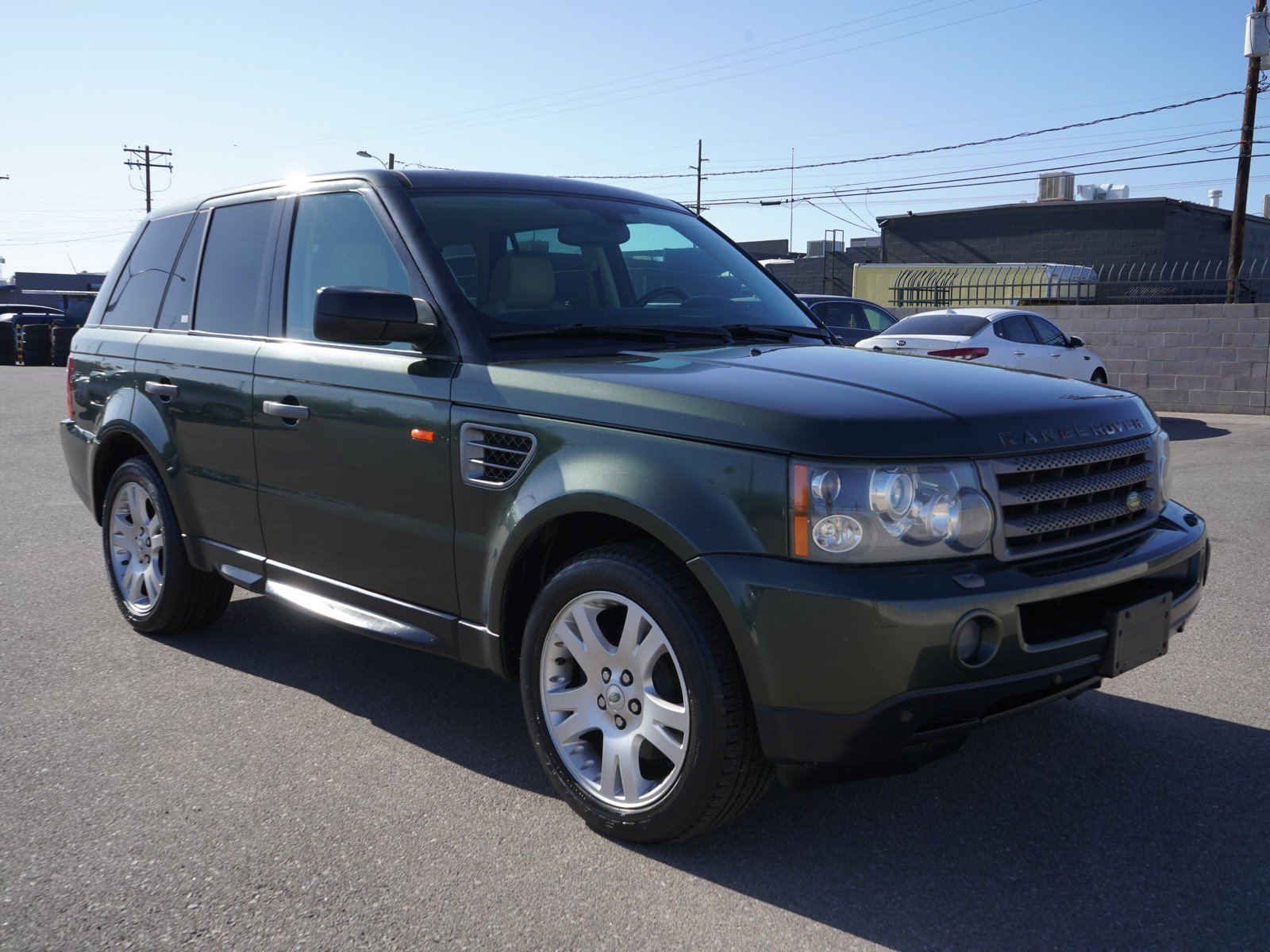 Pre-Owned 2006 Land Rover Range Rover Sport HSE