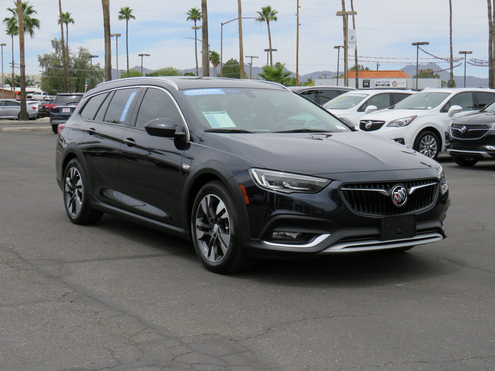 Pre-Owned 2019 Buick Regal TourX Preferred