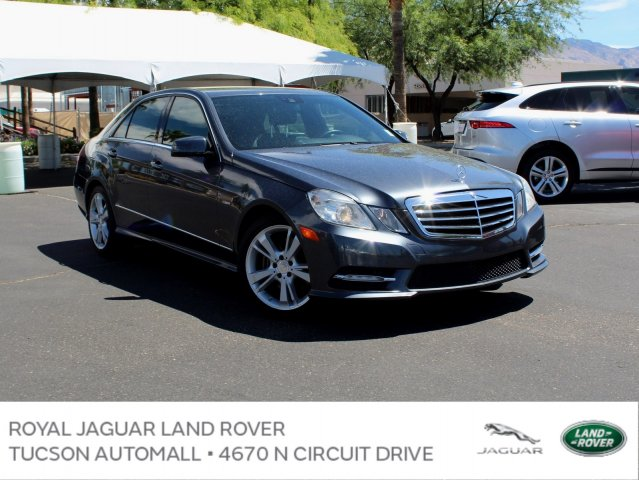 Pre-Owned 2012 Mercedes-Benz E-Class E 350 Sport