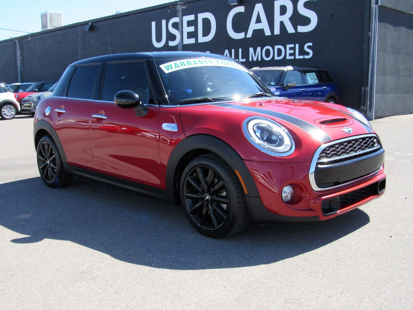 Pre Owned 2016 Mini Cooper Hardtop 4 Door S Hatchback In Tucson