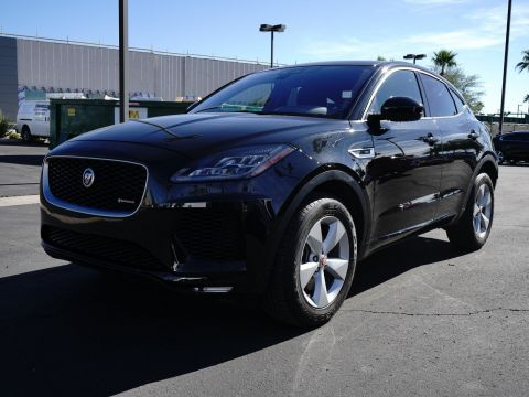 Pre-Owned 2018 Jaguar E-PACE R-Dynamic S