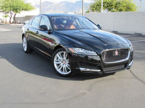 New 2019 Jaguar XF 30t Portfolio Ltd Edition
